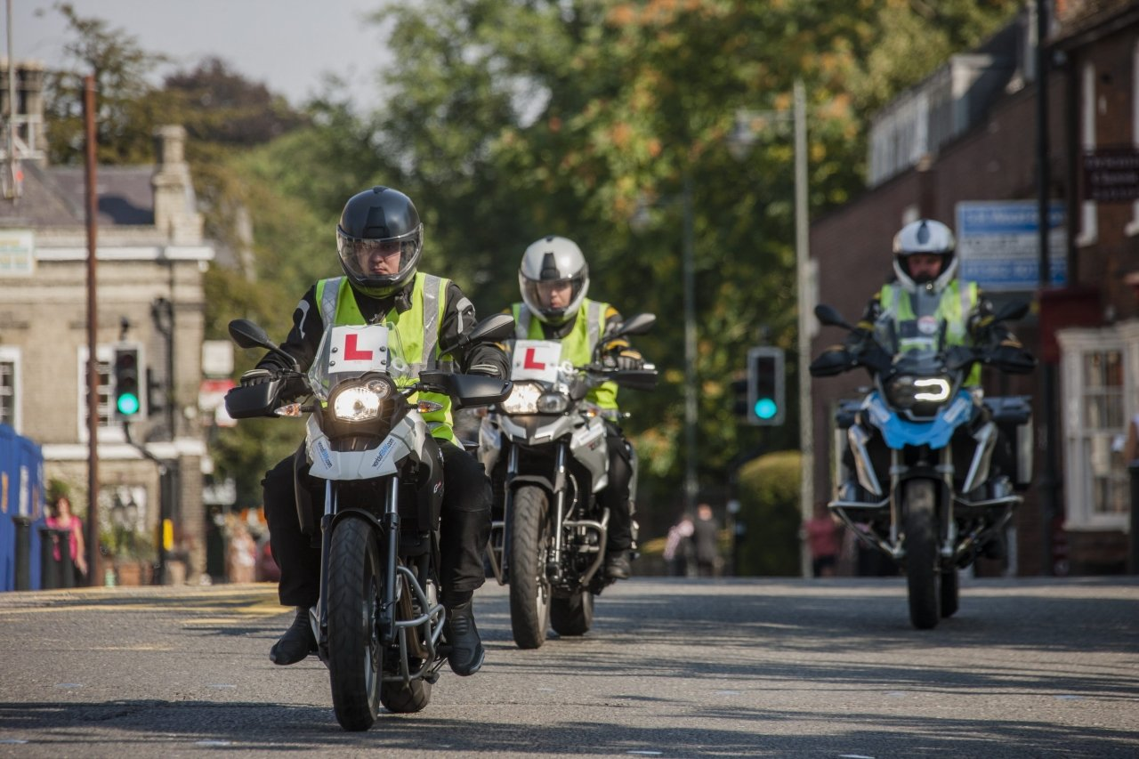 Motorcycle Training and Tests Restart