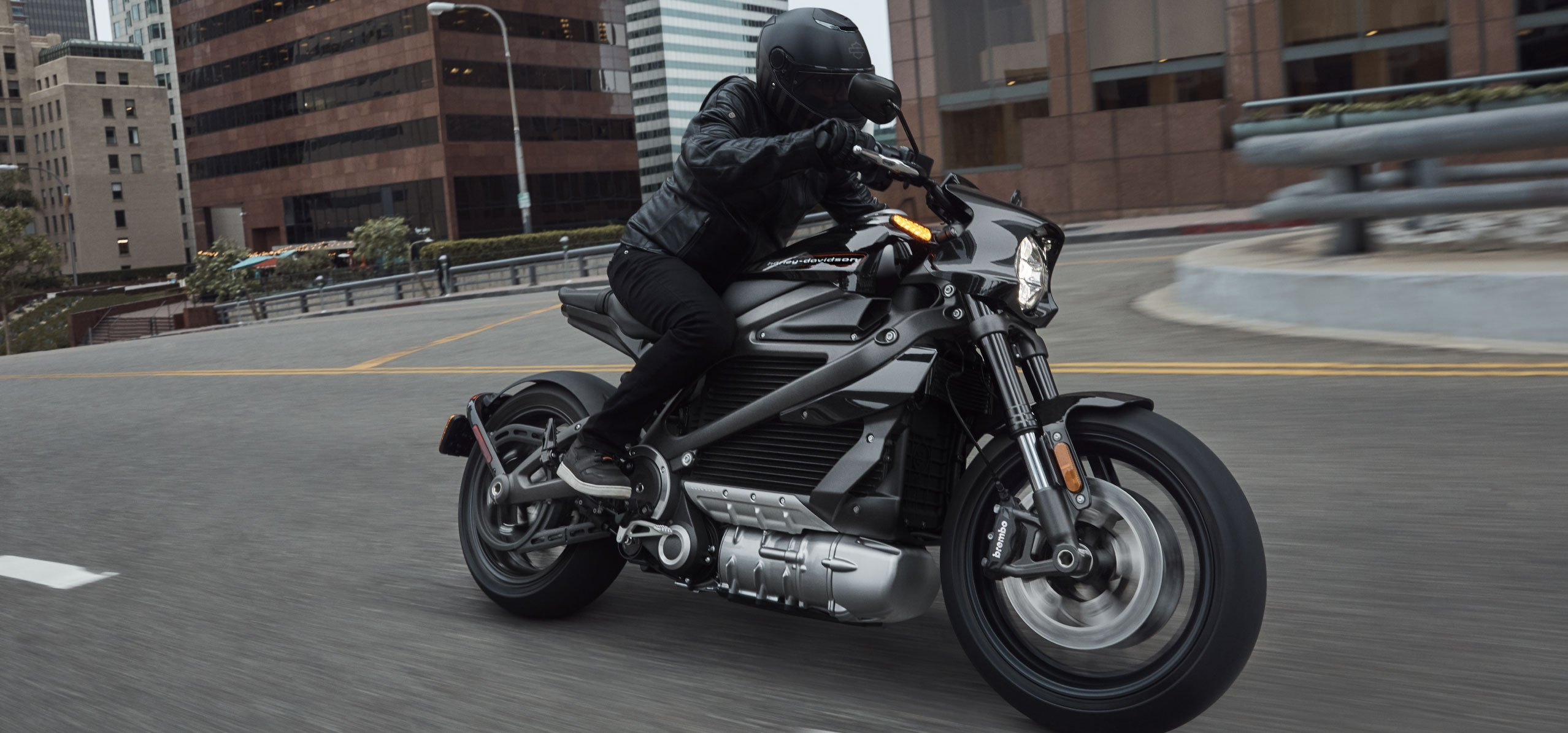 Harley-Davidson Livewire Truck Tour Comes to Guildford