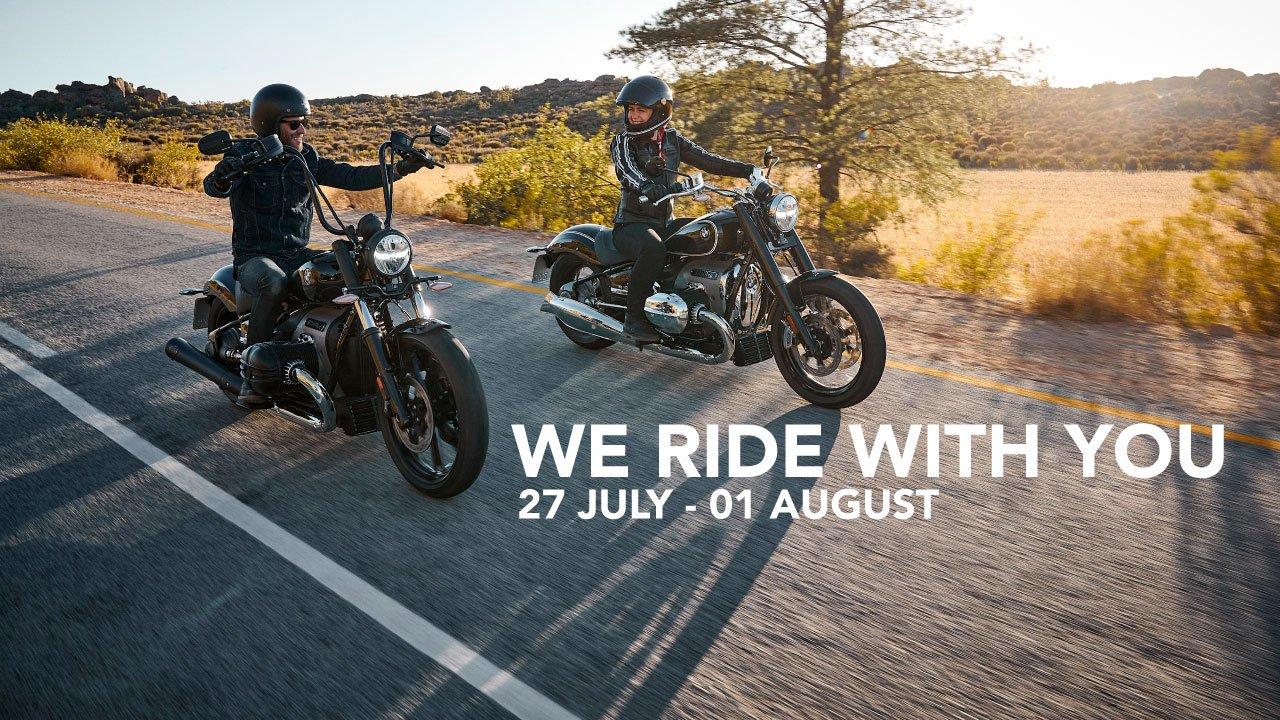 Test Ride Event Next Week